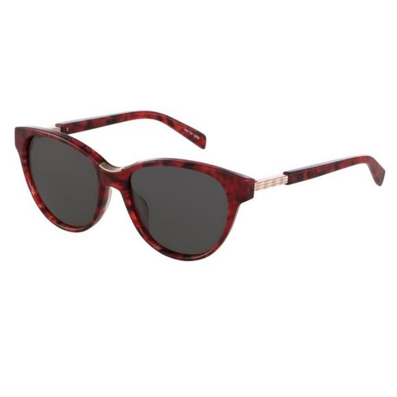 d8e14fe003 Balmain Red Acetate UV3 Sunglass